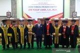 Ari Yusuf Amir meraih doktor ilmu hukum di UII