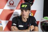 Gantikan Oliveira di Valencia, Lecuona lalui debut MotoGP lebih awal