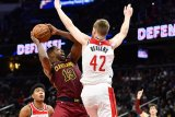 Thompson pimpin Cavaliers bungkam Wizards 113-100