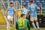 Lazio naik ke peringkat ketiga usai kalahkan Lecce 4-2