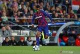 Barcelona konfirmasi Nelson Semedo bakal absen lima pekan