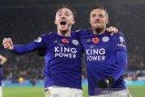 Leicester hantam Arsenal dan rebut posisi kedua Liga Inggris