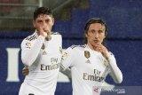 Real Madrid lumat Eibar 4-0, menuju puncak klasemen