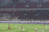 Timnas U-19 tertinggal 0-1 dari Korut di babak pertama
