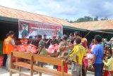 Satgas Yonif 300/BJW gelar berbagai kegiatan guna peringati Hari Pahlawan