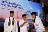 Teknologi Masjid Apung habiskan Rp50 miliar