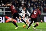 Juventus puncaki klasemen berkat gol tunggal Dybala