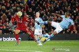 Kronologis Liverpool pecundangi juara bertahan Manchester City