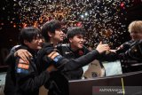 China juara turnamen esports League of Legends World Cup