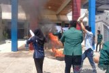 Mahasiswa UM Metro demo desak copot Dekan Fakultas Hukum