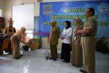 SMA Negeri 1 Ngaglik Sleman dicanangkan sebagai Sekolah Siaga Kependudukan