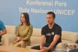 Nicholas Saputra terpilih jadi Duta Nasional Unicef, ini tugasnya
