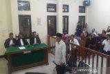 Pelawak Nurul Qomar  divonis 17 bulan penjara karena dugaan surat keterangan palsu