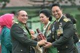 Wisuda purnawira perwira tinggi TNI AD
