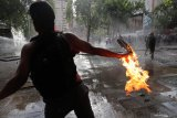 Polisi tangkap pelaku pelemparan bom molotov ke rumah anggota Koramil 15/DT