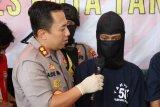 Dua pengojek online yang merampok brankas minimarket ditangkap
