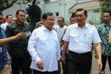 Menteri Pertahanan Prabowo pelajari kemungkinan kepulangan Habib Rizieq