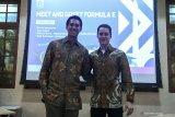 Sean Gelael berpeluang mewakili Indonesia di Formula E Jakarta