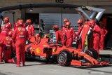 Leclerc diganjar penalti di GP Brasil