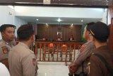 Polda pertebal personel pengamanan sidang perkara pembakaran bendera di Manokwari