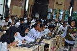 Baru 50 berkas pendaftar CPNS Pemprov Kalteng yang diterima BKD