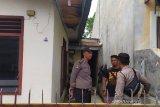 Polisi geledah rumah terduga bom bunuh diri di Medan