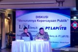 Public trust in government institutions declined: LIPI-Denny JA