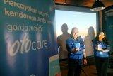 Astra memperkenalkan aplikasi Garda Mobile Otocare di Makassar