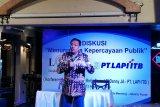 Denny JA nilai Jokowi-Prabowo ajak berpolitik secara rileks