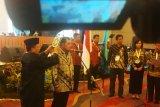 Nurdin Halid  kembali terpilih sebagai Ketua Dekopin