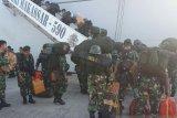 Ratusan Anggota TNI BKO ditarik dari Papua Barat