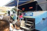 Layanan SIM Keliling di wilayah Jakarta hari ini