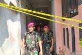 Pimpinan pengajian terduga pelaku bom bunuh diri di Medan diburu polisi