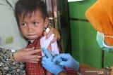 AMA lakukan skrining dan imunisasi polio kepada penumpang