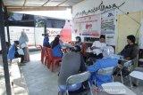 Mahasiswa Untad gandeng UTD PMI Sulteng penuhi ketersediaan darah