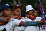 Recurve beregu putra milik Indonesia rebut emas