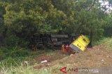 Kronologi kecelakaan maut di Tol Cipali, sopir Bus Sinar Jaya diduga mengantuk