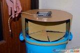 Mahasiswa Unibraw ciptakan tempat sampah cerdas