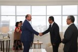 Menteri KKP ajak Dubes Selandia Baru investasi sektor perikanan