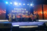 LKBN ANTARA meraih media terbaik Anugerah Konstitusi 2019