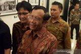Menkopolhukam Mahfud MD: Pemerintah kompak tangani kasus bom Medan