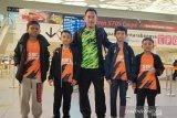 Empat siswa klub bulu tangkis SIKL ikut seleksi PB Djarum