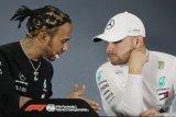 Bottas berencana untuk kalahkan Hamilton tahun depan