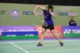 Ruselli akui tidak puas dengan penampilannya pada Hong Kong Open