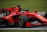 Duo Ferrari tercepat di FP2 GP Brazil