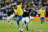 Lionel Messi antar Argentina tundukkan Brazil di laga uji coba