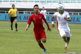 Gol Sani bawa timnas U-22 Indonesia ungguli Vietnam 1-0 di babak pertama