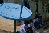 Internet satelit bantu siswa di daerah 3T laksanakan UNBK