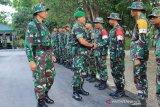 Prajurit TNI diminta untuk terus bangun komunikasi dengan masyarakat