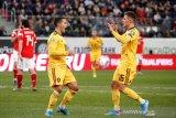Belgia gilas Rusia dengan skor 4-1